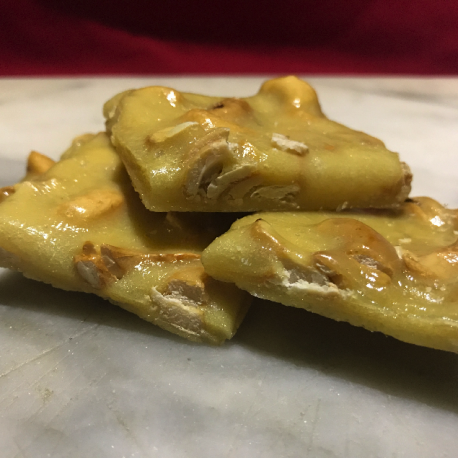 Traditional Handmade Cashew Brittle