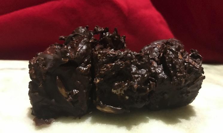 Handmade Belgian Chocolate Rocky Road